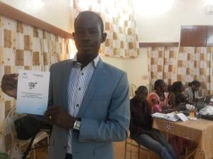 Ce mardi 3 déc 2013, le document répertoire de conseil sur la sexualité à l'intention des jeunes collégiens a été remis aux proviseurs de lycée et aux Directeurs régionaux de l'enseignement secondaire.